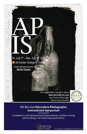 APIS 2015 Alternative Photography Conference, christine Caldwell